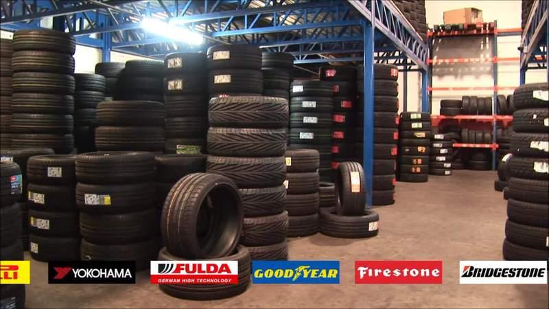 Venta de neumáticos Gijón 4