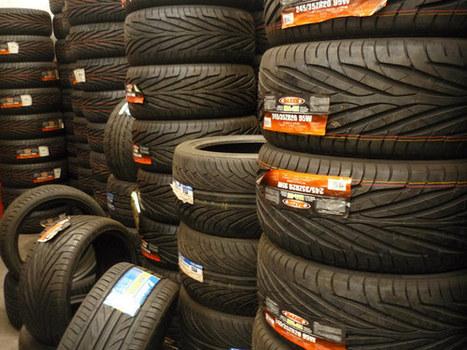 Venta de neumáticos Gijón 3