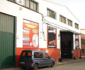 Venta de neumáticos Gijón
