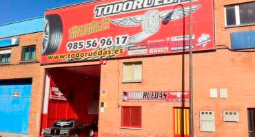 Todoruedas -  Taller en Oviedo - Todo Ruedas